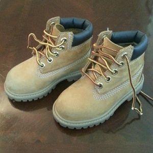Boy timberland boots